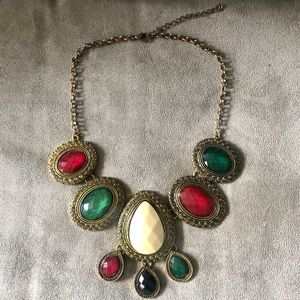Statement Necklace - like new!